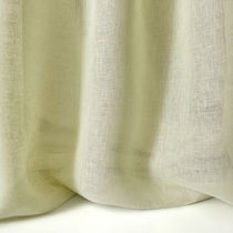 Plain sheer curtain fabric / linen / residential