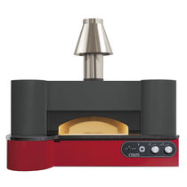Gas oven / professional / pizza