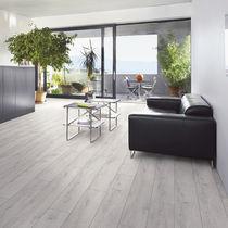 HDF laminate flooring / floating