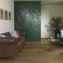 Indoor tile / wall / ceramic / polished
