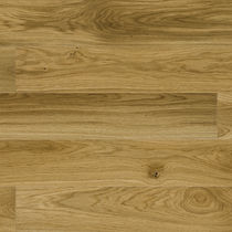 Engineered wood flooring / floating / oak / natural oil