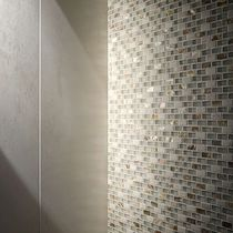 Indoor mosaic tile / wall / composite / textured