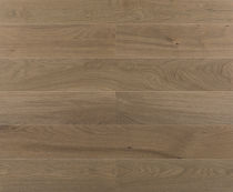 Engineered parquet flooring / floating / oak / satin