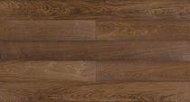 Engineered parquet flooring / floating / oak / oiled