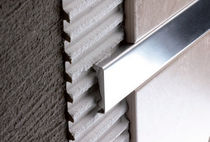 Aluminum junction profile / for tiles