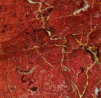 Floor tile / granite / polished / red