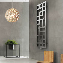 Hot water radiator / low-temperature / steel / stainless steel