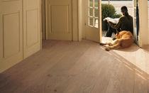 Engineered parquet flooring / oak / oiled