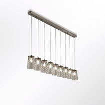 Pendant lamp / contemporary / glass / Murano glass