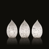 Table lamp / contemporary / glass / Murano glass