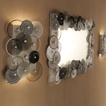 Original design wall light / blown glass / Murano glass / LED