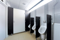 Urinal partition / commercial