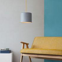 Pendant lamp / contemporary / LED / white