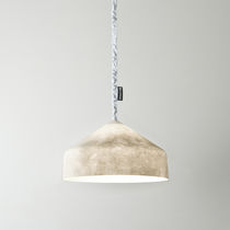 Pendant lamp / contemporary / in Nebulite® / nylon