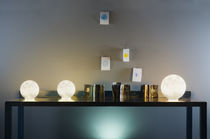 Table lamp / contemporary / in Nebulite® / LED