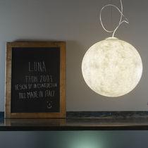 Pendant lamp / contemporary / steel / in Nebulite®