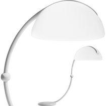 Floor-standing lamp / original design / metal / by Elio Martinelli