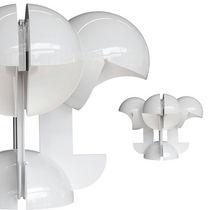 Table lamp / original design / metal / by Gae Aulenti