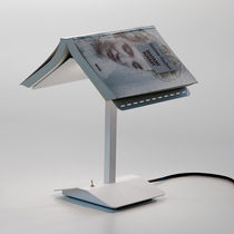 Table lamp / original design / metal