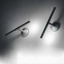 Contemporary wall light / aluminum