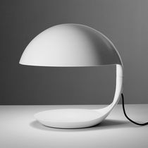 Table lamp / original design / resin / by Elio Martinelli