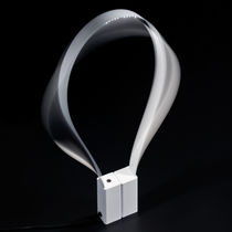 Table lamp / contemporary / metal