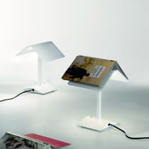 Table lamp / original design / metal