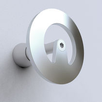 Minimalist design coat hook / steel / bathroom / for hotels