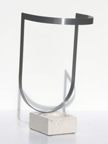 Stainless steel umbrella stand