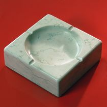Marble ashtray / for domestic use