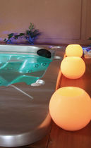 5 seater built-in hot-tub AQUARIUS SOMETHY