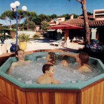 5 seater portable hot-tub VEGA SOMETHY