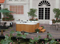 5 seater portable hot-tub 538  Guangzhou J&amp;J Sanitary Ware