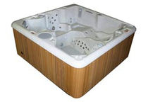 5 seater portable hot-tub EP720 ENDLESS POOLS