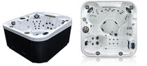 5 seater portable hot-tub CURVE : VANTAGE  COAST SPAS