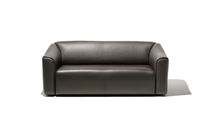 Contemporary sofa / leather / 2-seater / 3-seater