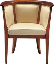 Directoire style armchair / cherrywood