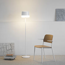 Floor-standing lamp / contemporary / steel / polyethylene