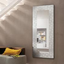 Wall-mounted mirror / contemporary / rectangular