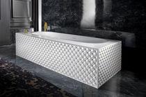 Freestanding bathtub / ceramic