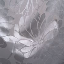 Upholstery fabric / for curtains / for roller blinds / floral pattern
