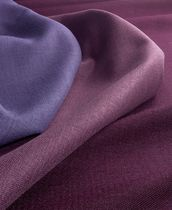 Upholstery fabric / plain / polyester / canvas