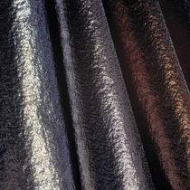 Upholstery fabric / plain / polyester / metal