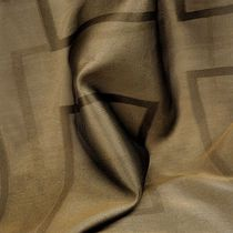 Upholstery fabric / for roller blinds / plaid / polyester