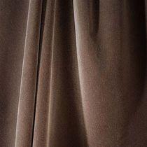 Upholstery fabric / patterned / cotton / velvet