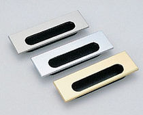 Sliding door handle / plastic / contemporary
