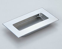 Sliding door handle / stainless steel / contemporary