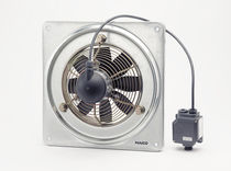 Axial fan / extractor / wall-mounted / commercial