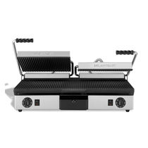 Electric contact grill / free-standing / commercial / panini