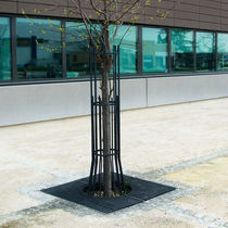 Steel tree guard